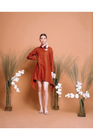Tobu Shirt Dress
