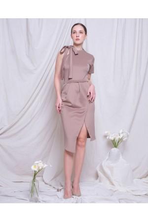 Hattie Slit Dress