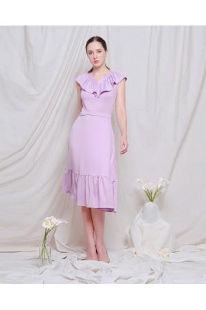 Aurora Gathers Dress